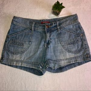Beach 🏖 Broken-in Unionbay Jeans Shorts